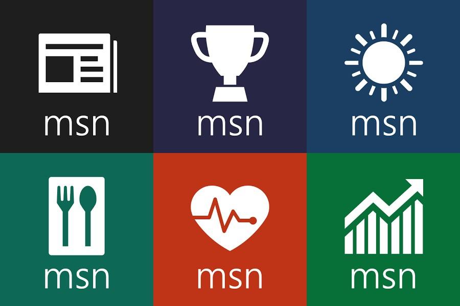 Applications MSN