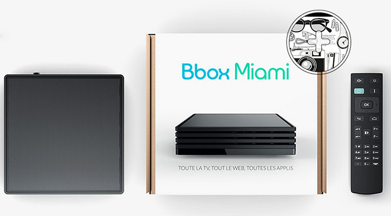 android tv sur la bbox miami c 39 est pour d but 2016. Black Bedroom Furniture Sets. Home Design Ideas
