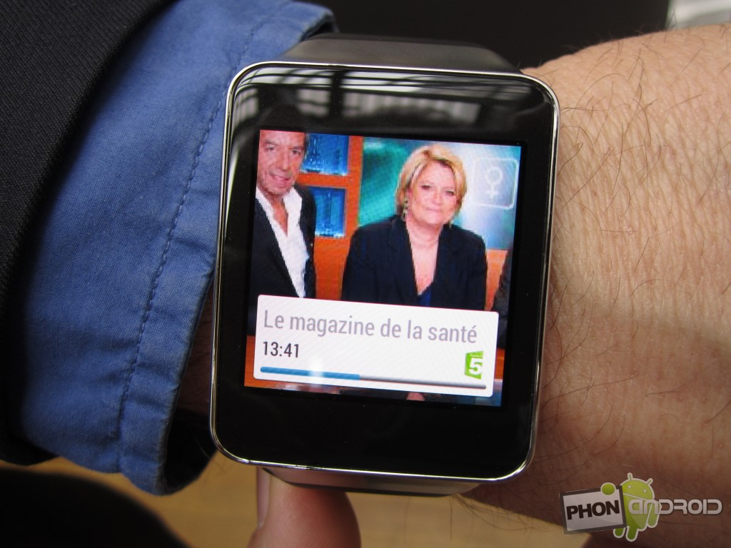 Bbox Miami et l'application sur smartwatch