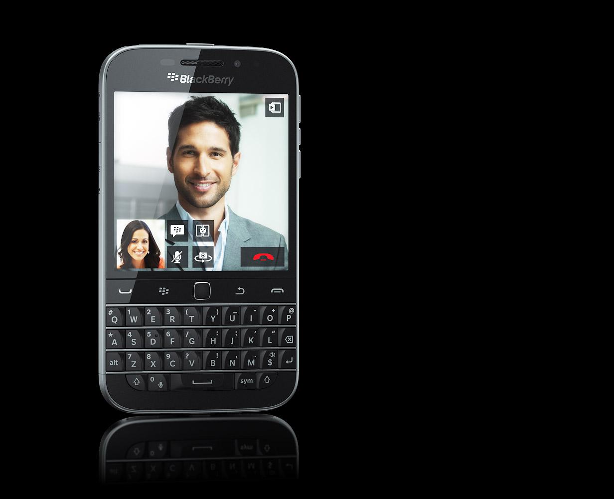 blackberry classic officiel prix