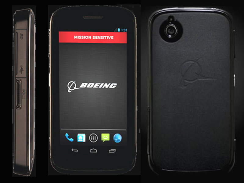 boeing black smartphone android blackberry