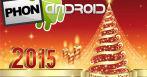bonne année 2014 phonandroid