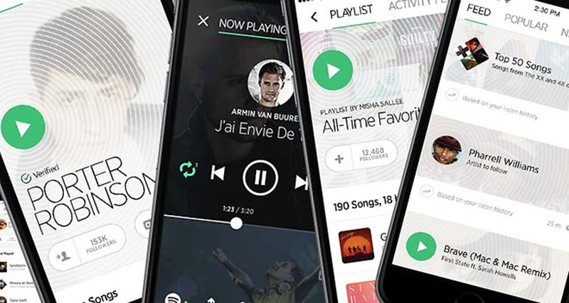bop.fm application streaming musical