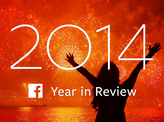 Top Facebook 2014