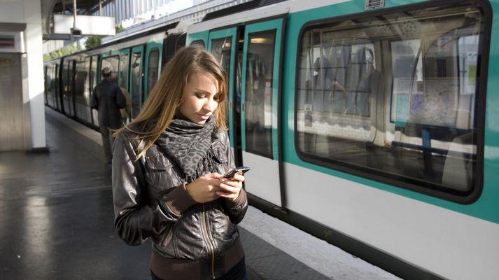4G Free Mobile métro