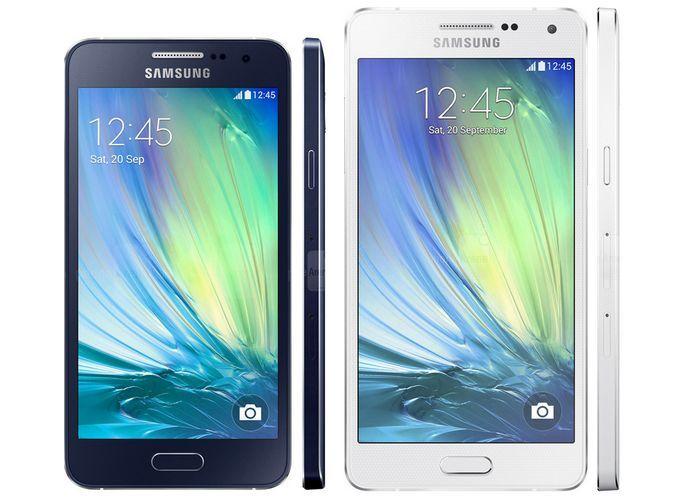Galaxy E5 et E7