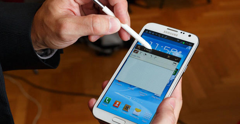 galaxy note 2 mise à jour android lollipop