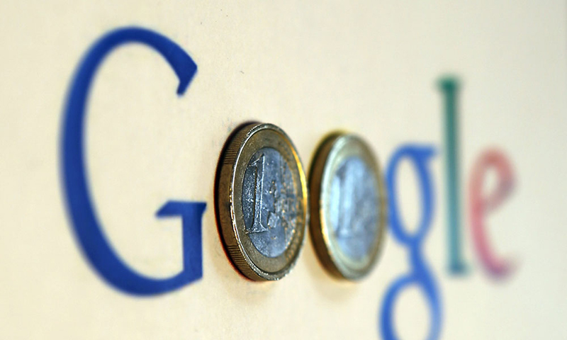 google amende record pays-bas