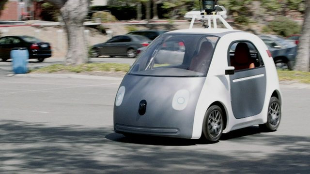 google car prototype