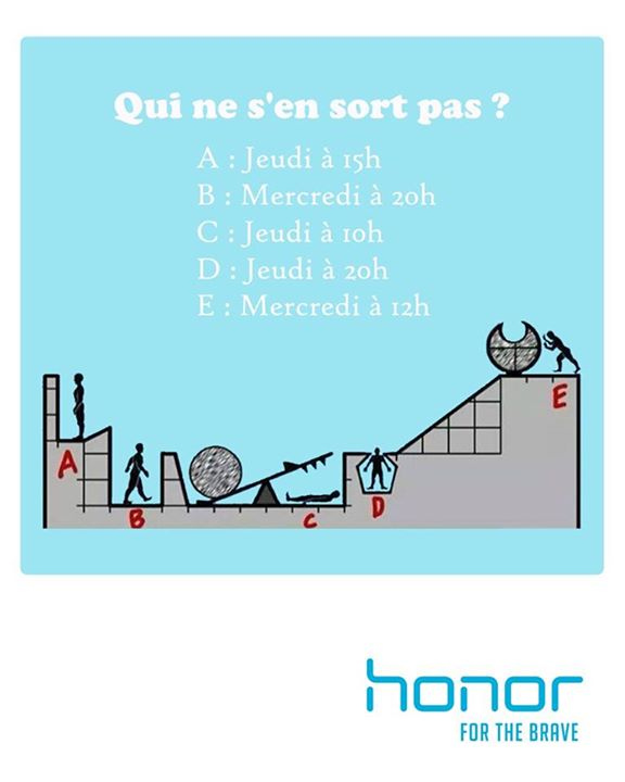 Enigme honor 3c