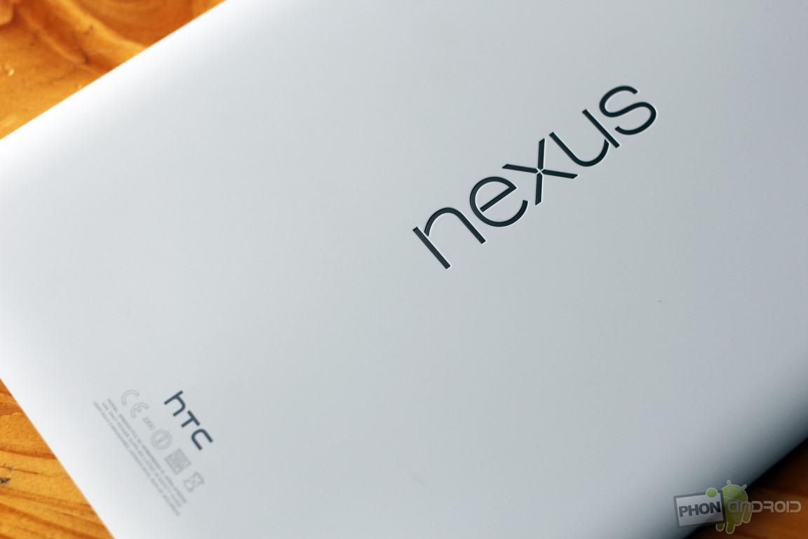 nexus 9 google revoit qualité coque