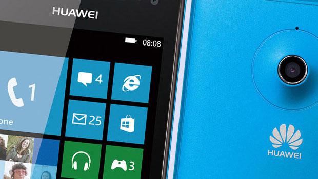 Huawei avec Windows Phone