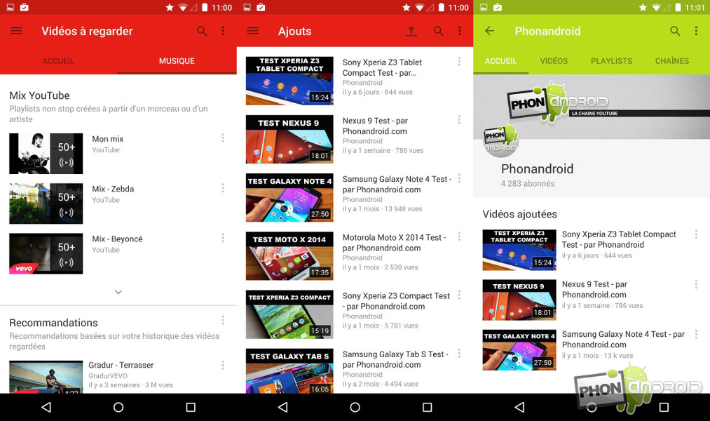 images app youtube