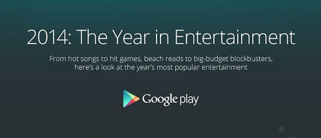infrographie google play 2014