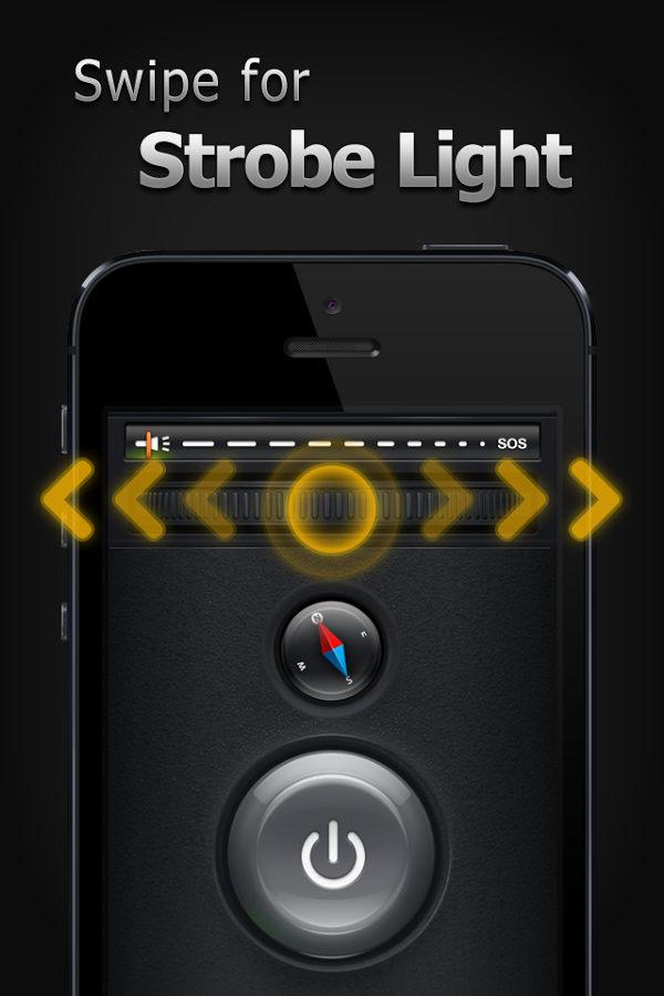 Lampe de poche Flashlight