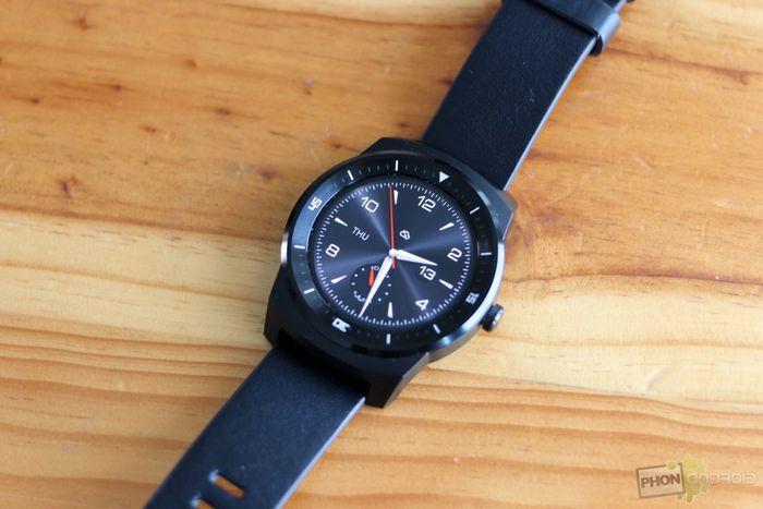 LG G Watch R2