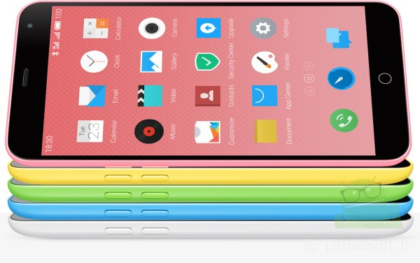 Meizu M1 Note official