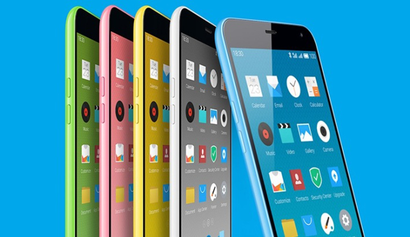 meizu m1 note iPhone 5C moins cher