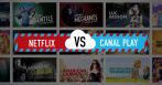 Netflix vs Canal Play et la question du mode hors-ligne