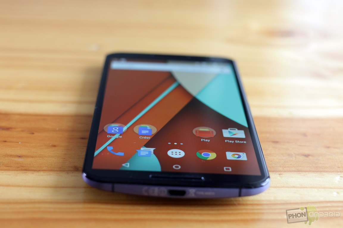 nexus 6 ecran ips