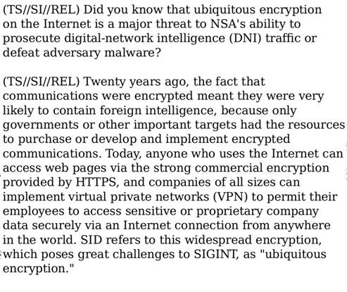 NSA, aucun anonymat sur le Web