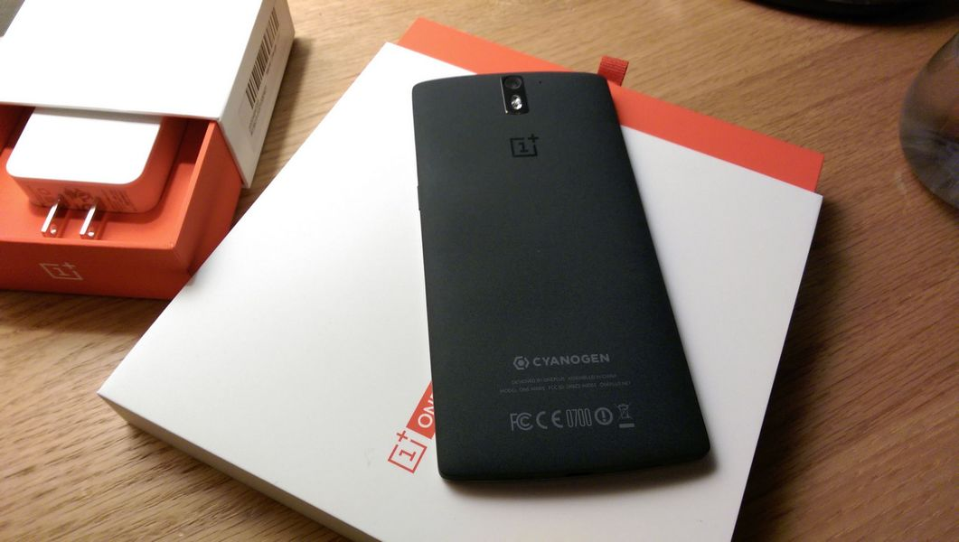 OnePlus One concours