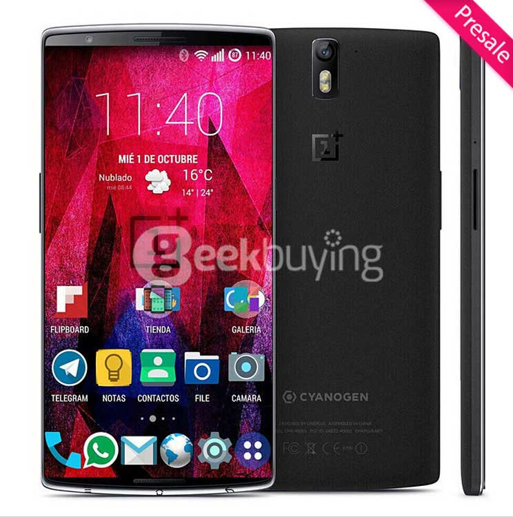 oneplus two precommande