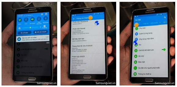 Galaxy Note Android Lollipop