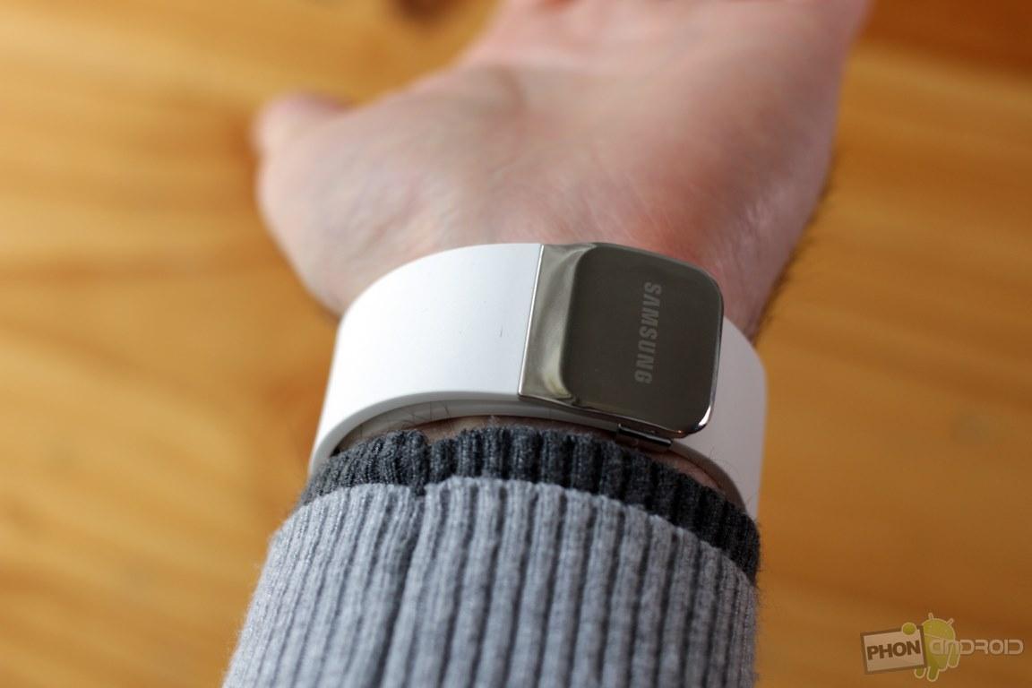 samsung gear s bracelet