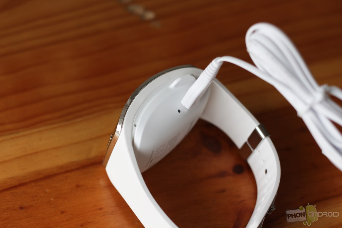 samsung gear s chargeur