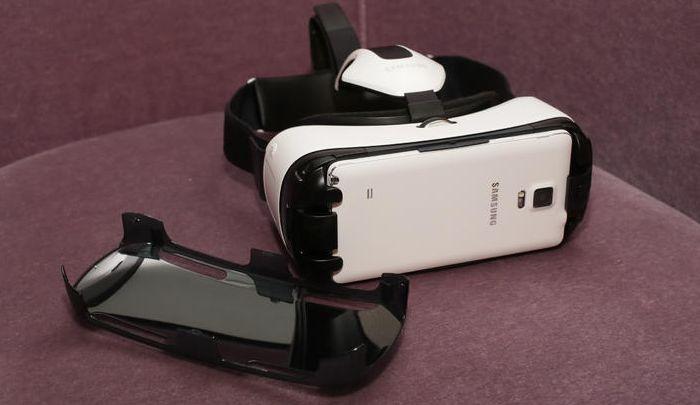 jeux Samsung Gear VR