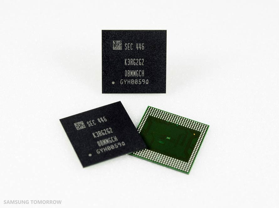 samsung production module ram