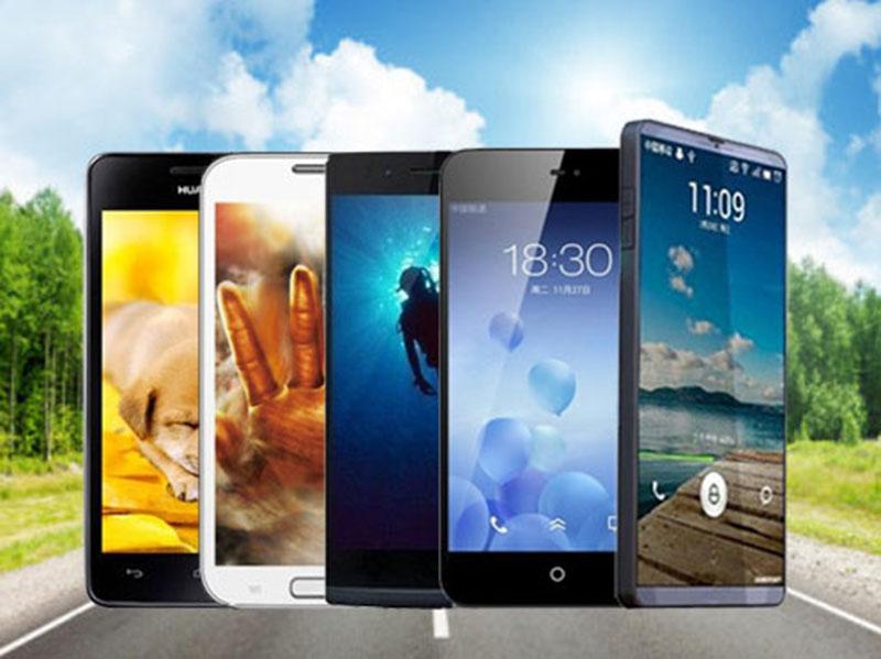 smartphones chinois 40% du marché mondial