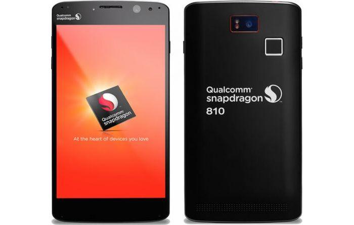 processeur Snapdragon 810