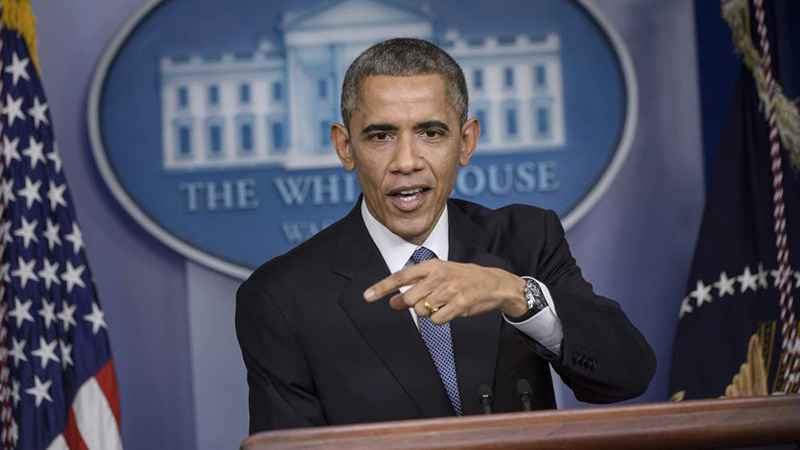 obama critique sévèrement sony