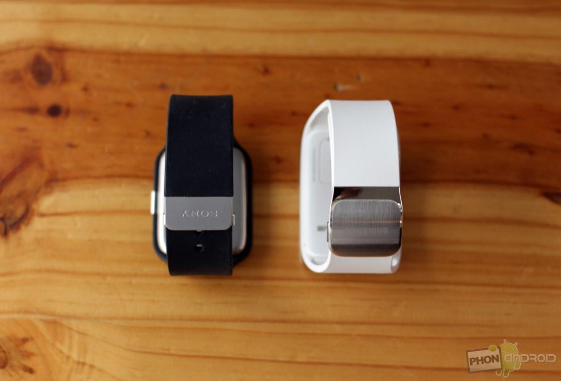 sony smartwatch samsung gear s