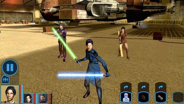star wars kotor android
