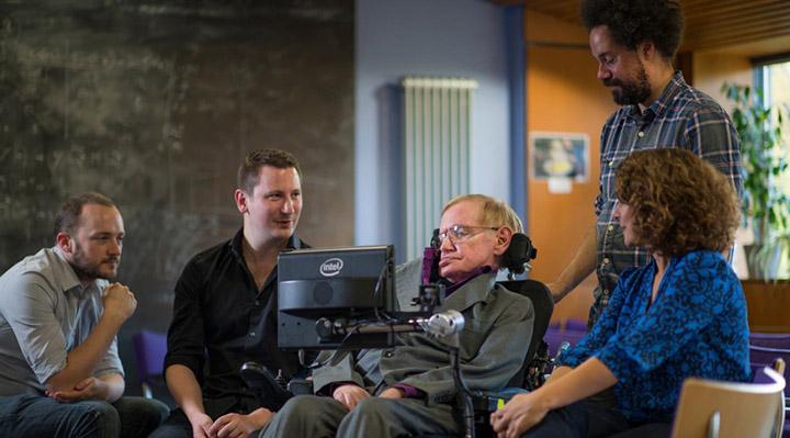 swiftkey, 24h chez Google : Swiftkey aide un génie handicapé, Huawei, Android Wear, iOS…