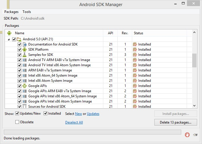 Tutoriel installer Android Lollipop sur PC