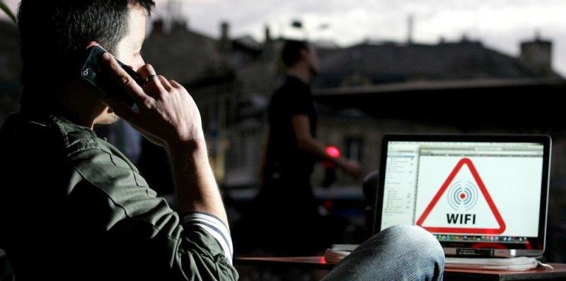 Le Wifi public n'est pas assez sécurisé !