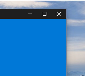 Windows 10 et la refonte de l'interface