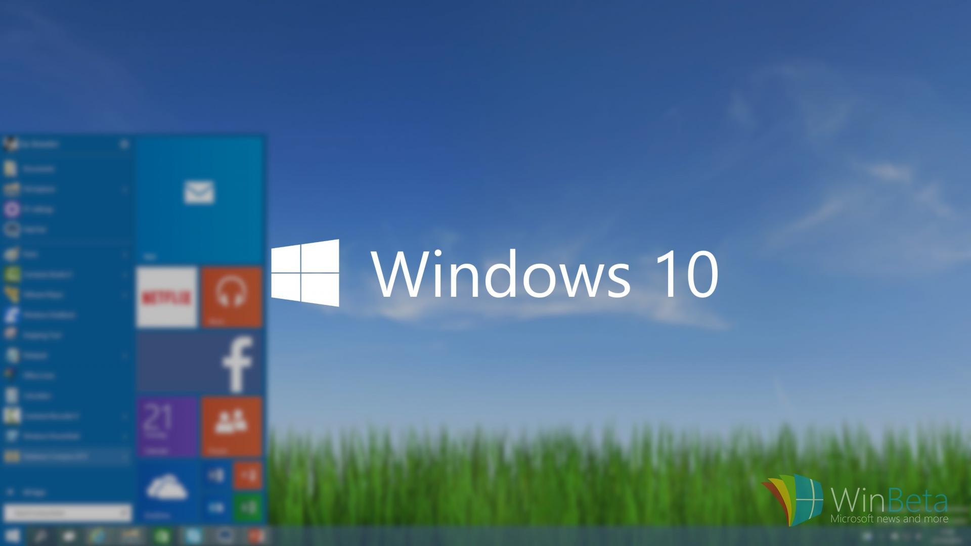Windows 10 et sa refonte