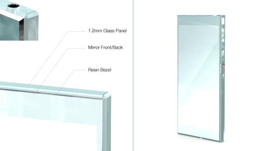 xperia Z4-concepts officiels james bond miroir