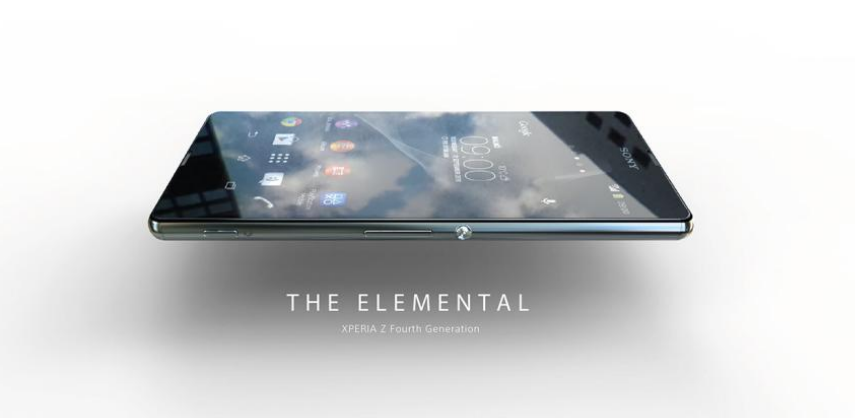 xperia Z4 concepts officiels james bond the elemental