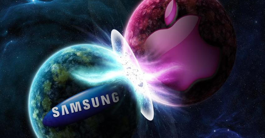 les puces A9 de l'iPhone 6s seront faite par Samsung
