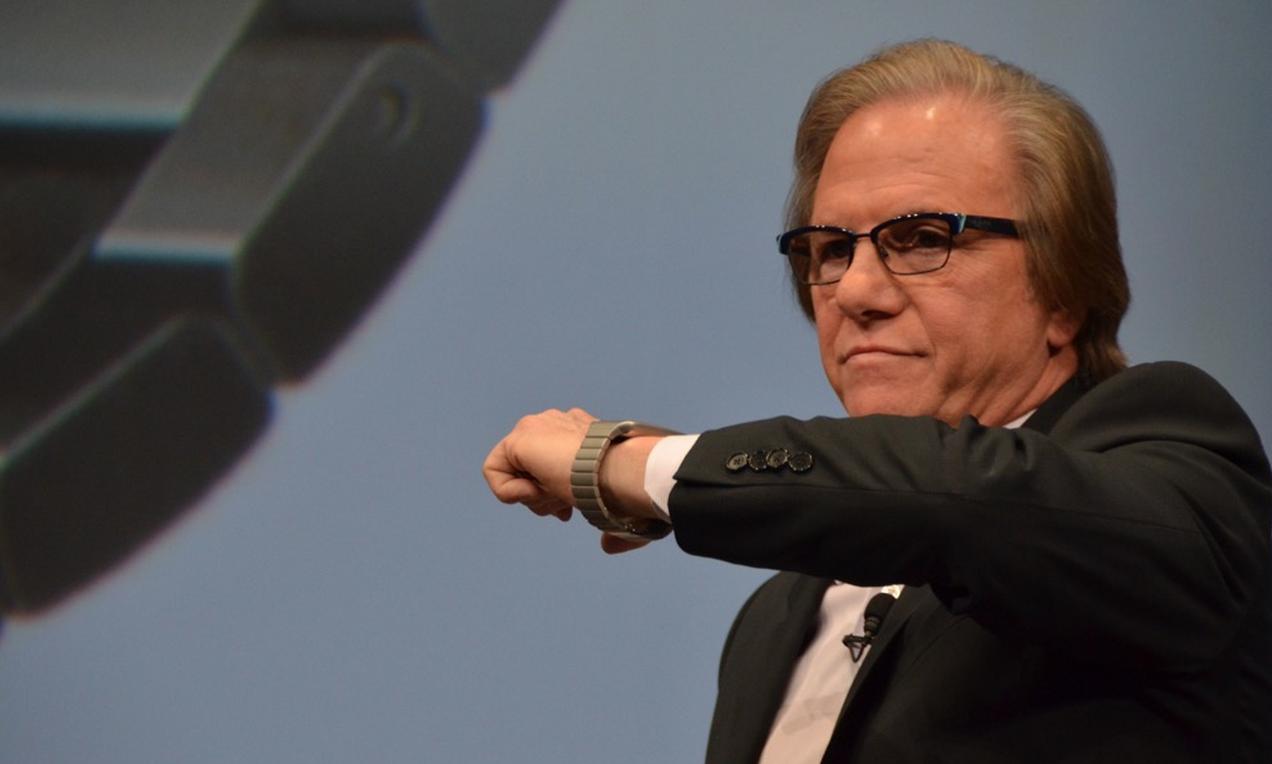 smartwatch 3 bracelet metal ces 2015 sony