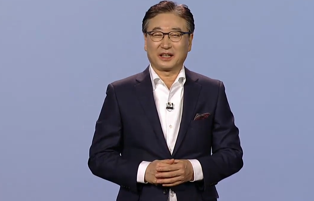 bk yoon samsung ces 2015 conference