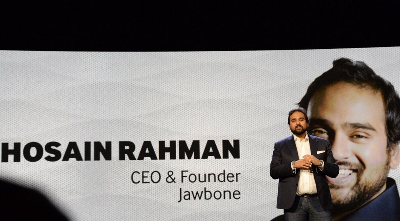 jawbone samsung CES 2015