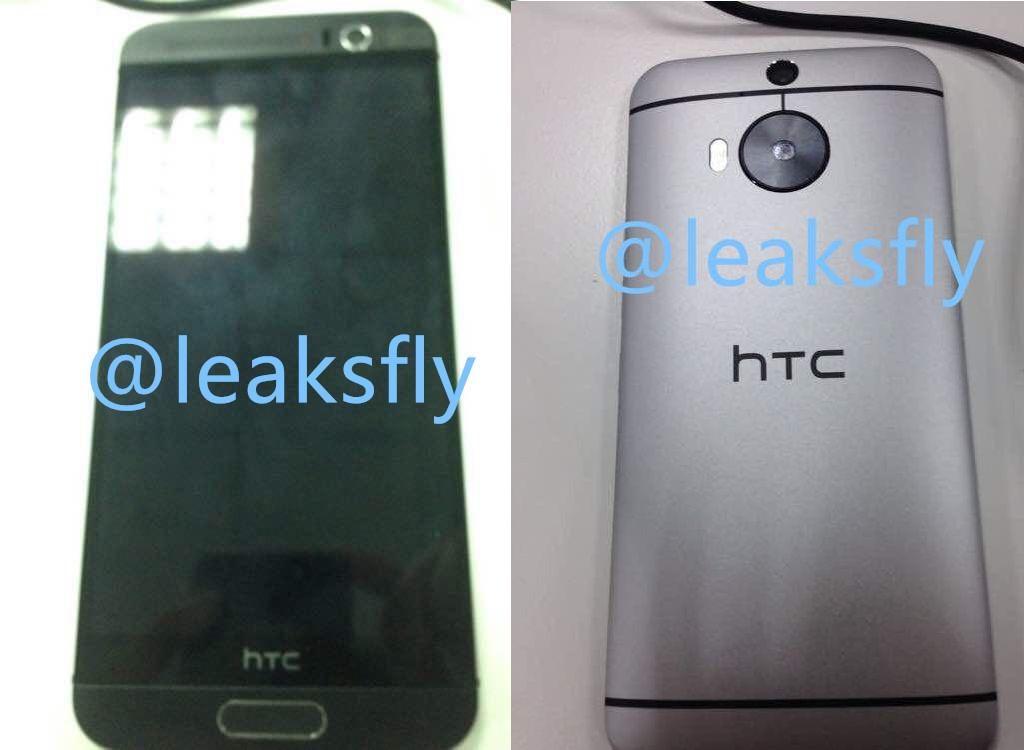 Un double capteur photo pour le HTC One M9 Plus
