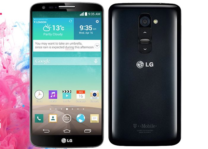 LG G2 Android Lollipop